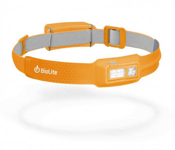 BioLite Headlamp Recharge 330L Yellow