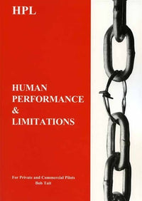 Bob Tait Human Performance & Limitations-Bob Tait-Downunder Pilot Shop