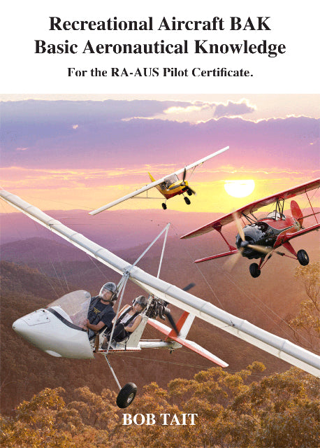Bob Tait Recreational Aircraft BAK-Bob Tait-Downunder Pilot Shop