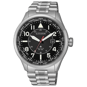 Citizen Promaster Nighthawk World Time- BX1010-53E