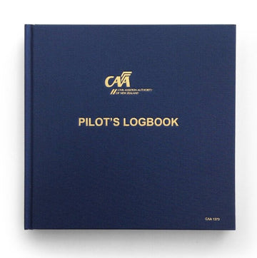 New Zealand CAA Pilots Logbook
