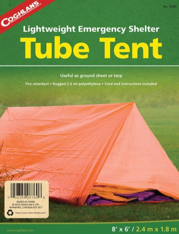 Coghlans Emergency Tube Tent
