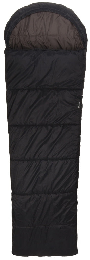 Domex Black Ice Sleeping Bag-L (Right Zip)