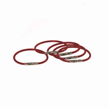 Flyboys Flexi-Lock Checklist Ring 10 Pack - Red