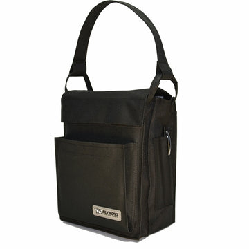 Flyboys PubsBag Black