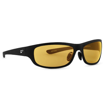 Flying Eyes Golden Eagle Sport- Matte Black Yellow