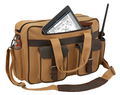 Flight Outfitters Bush Pilot Folio Bag + FREE Sunset Hat
