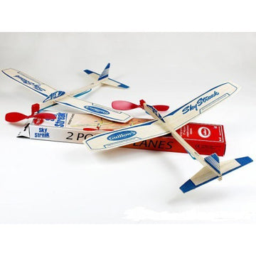 Guillows Balsa Wood Skystreak Twin Pack