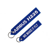 Airbus Helicopters H225 Remove Before Flight Keyring