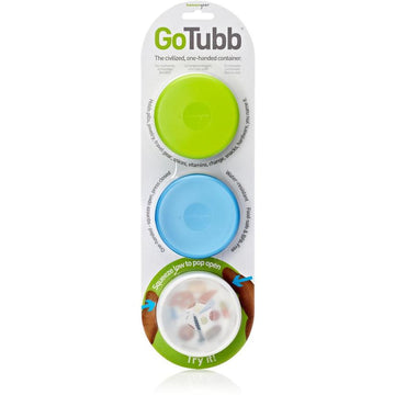Humangear GoTubb Medium 3-Pack