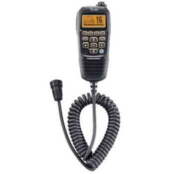 ICOM Remote Command Microphone for IC-M423 Black