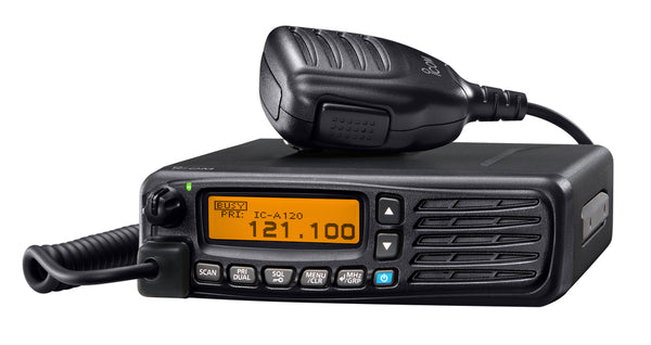 Icom IC-A120E-ICOM-Downunder Pilot Shop
