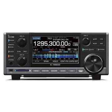 ICOM IC-R8600 Wideband Communications SDR Receiver