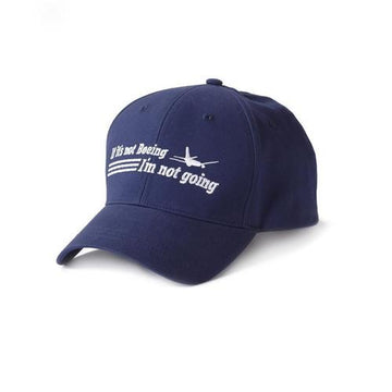 If it's not Boeing Hat - Navy