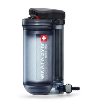 Katadyn Hiker Pro Water Filter - Transparent