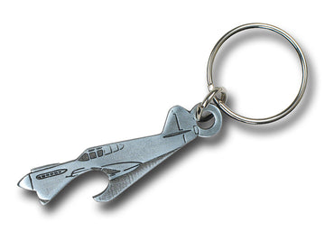 P-40 Keychain and Bottle Opener