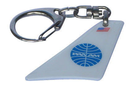 Pan Am Tail - Keyring-Aviation Collectables-Downunder Pilot Shop