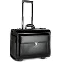Pilot Leather Mobile Flight Case