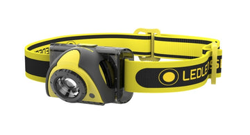 LED Lenser iSEO 5R Rechargeable LED Head Torch