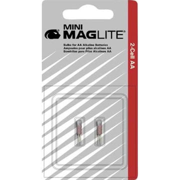 Maglite Replacement Bulb for 2 Cell AA Mini Maglite