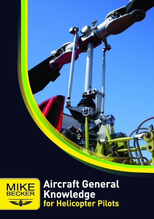 Becker Helicopters Aircraft General Knowledge-Becker Helicopters-Downunder Pilot Shop