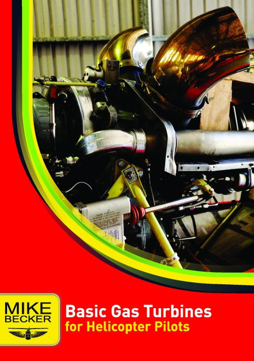 Becker Helicopters Basic Gas Turbines-Becker Helicopters-Downunder Pilot Shop