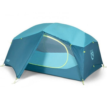 NEMO Aurora Tent and Footprint - 2 Person (Blue)