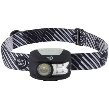 Nite Ize Radiant 250 Rechargeable Headlamp - Charcoal