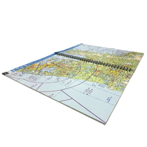 New Zealand AOPA Visual Navigation Chart Book