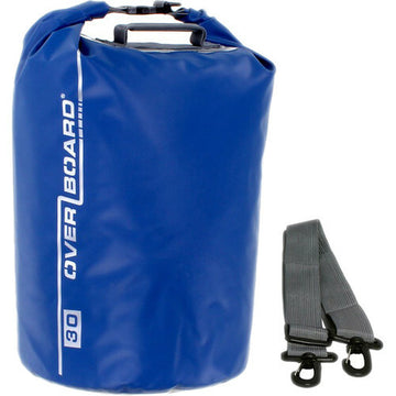 Overboard Waterproof Dry Tube Bag - 30 Liter (Blue)