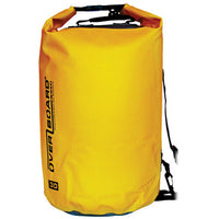 Overboard Waterproof Dry Tube Bag - 30 Liter (Yellow)-Overboard-Downunder Pilot Shop