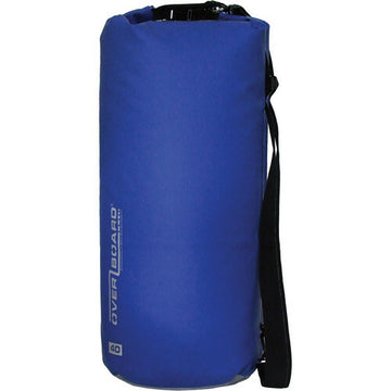Overboard Waterproof Dry Tube Bag (Blue, 40L)