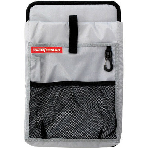Overboard Backpack Tidy Waterproof Bag (Gray)-Overboard-Downunder Pilot Shop