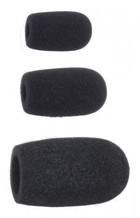 Pilot Replacement Mic Muff medium-Pilot Communications-Downunder Pilot Shop