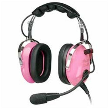 Pilot PA-51C-PH Childs Helicopter Headset (Pink)