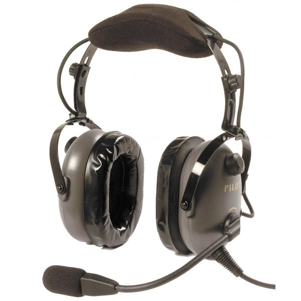 Pilot PA12.8T Aviation Headset-Pilot Communications-Downunder Pilot Shop