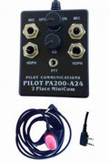 Pilot PA200-A24 Portable Intercom