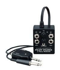Pilot PA 200X Portable Intercom-Pilot Communications-Downunder Pilot Shop