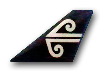 Air New Zealand Koru - Tail Pin