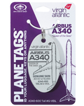 Planetag A340, Virgin Atlantic