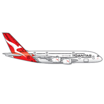 Qantas Fleet Pin A380