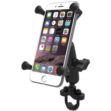 RAM X-Grip IV Universal Cradle with U-Bolt for Smartphones