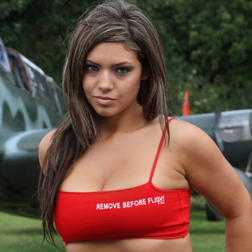 Remove Before Flight Mini Top