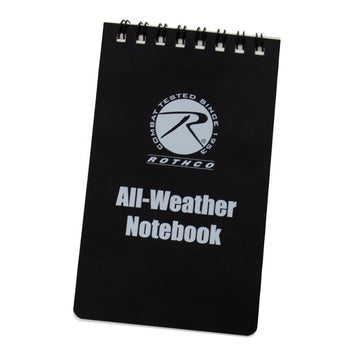 Rothco All-Weather Waterproof Notebook 3 x 5