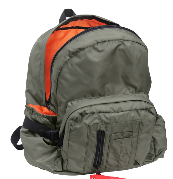 Rothco MA-1 Bomber Backpack