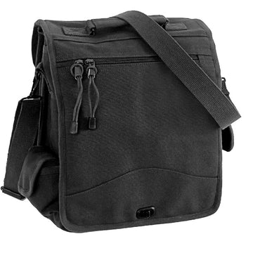 Rothco Rothco Canvas M-51 Engineers Field Bag - Black