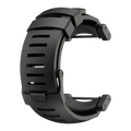 Suunto Core All Black Elastomer Strap w/ Lugs