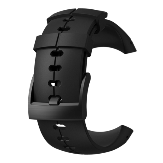 Suunto Spartan Ultra All Black Silicone Strap-Suunto-Downunder Pilot Shop
