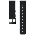 Suunto 24mm Urban 2 Leather Strap Black/black M