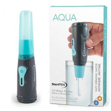 SteriPen Aqua UV Water Purifier